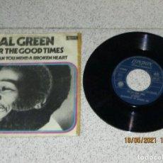 Discos de vinilo: JESSE GREEN - FOR THE GOOD TIMES - FRANCIA - LONDON RECORDS - REF 6101 253 - L -. Lote 262940475