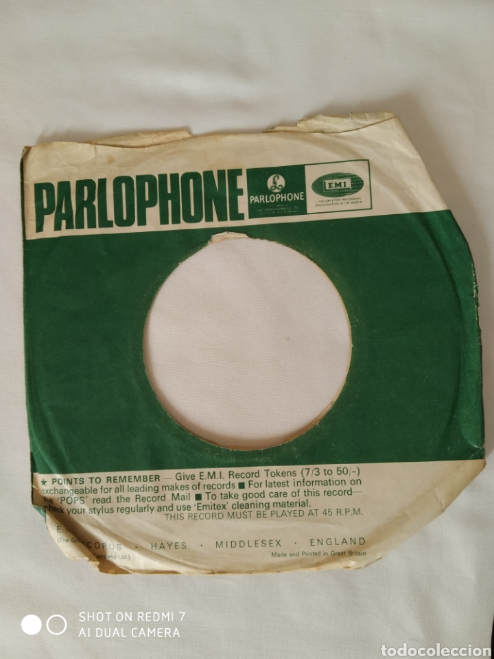 Discos de vinilo: Cilla Black, Dont answer me,single - Foto 2 - 262940715