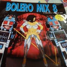 Discos de vinilo: 2 LPS BOLERO MIX 8 BLANCO NEGRO 290 QUIQUE TEJADA MIX TV DISCOS COLISEVM COLECCIONISMO. Lote 262951140