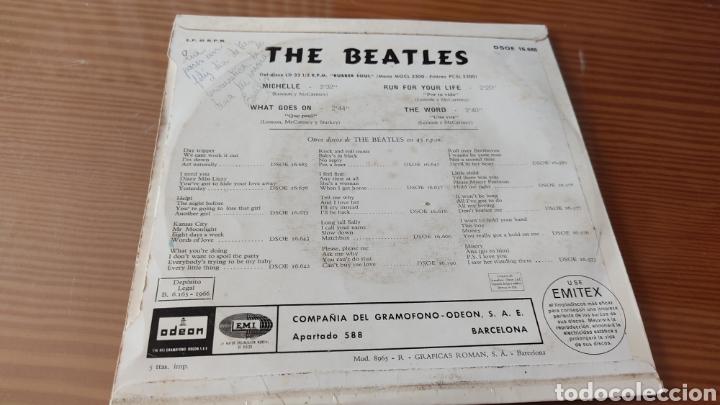 "Discos de vinilo: Disco vinilo single THE BEATLES ""MICHELLE"" - Foto 2 - 262951605"