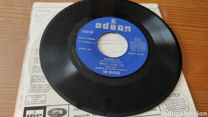 "Discos de vinilo: Disco vinilo single THE BEATLES ""MICHELLE"" - Foto 4 - 262951605"