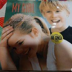Discos de vinilo: MY GIRL EPIC MOTION PICTURE SOUNDTRACK 1991 LP. Lote 262955250