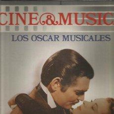 Discos de vinilo: CINE Y MUSICA SALVAT COLECCION COMPLETA. Lote 262955935