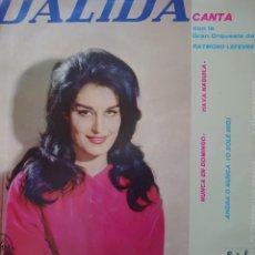 Discos de vinilo: DALIDA LP SELLO GAMMA-BARCLAY EDITADO EN MÉXICO.... Lote 262956395