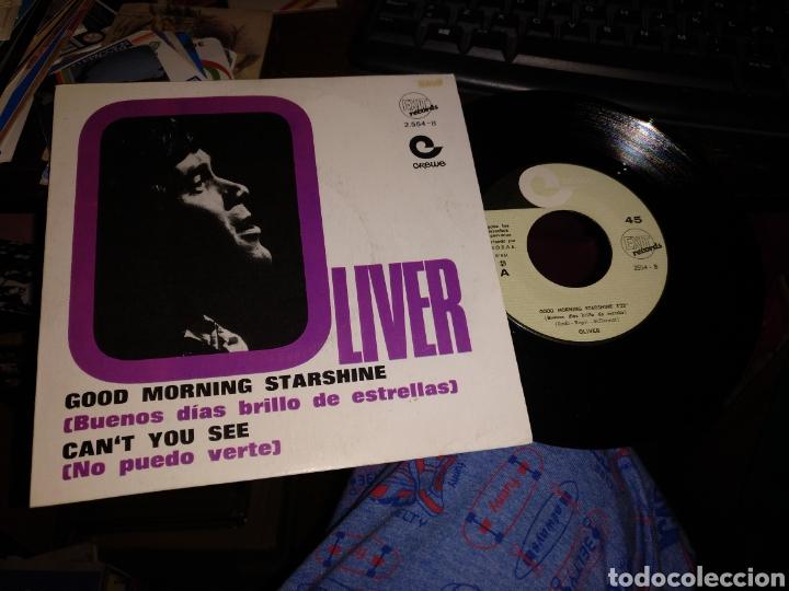 OLIVER (Música - Discos - Singles Vinilo - Pop - Rock Internacional de los 50 y 60)