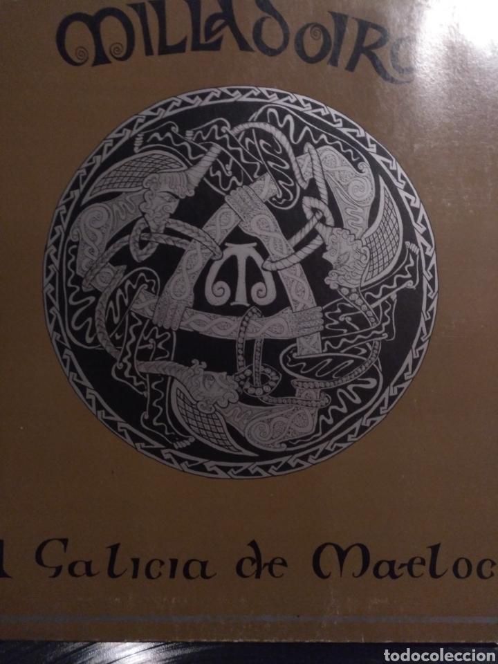 MILLADOIRO.** A GALICIA DE MAELOC ** (Música - Discos - LP Vinilo - Étnicas y Músicas del Mundo)