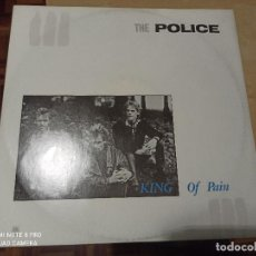 Discos de vinilo: THE POLICE - STING - KING OF PAIN - MAXI UK A & M 84 - NEW WAVE. Lote 262977175