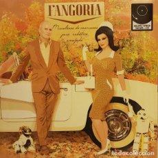 """Discos de vinilo: FANGORIA – MISCELÁNEA DE CANCIONES PARA ROBOTICA AVANZADA (12"""", EP, 2017) PRECINTADO!. Lote 289822933"""