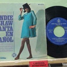 Discos de vinilo: SANDIE SHAW, CANTA EN ESPAÑOL, EUROVISIÓN'67. PYE RECORDS 1967, REF. HPY 337-35 - EP. Lote 262994940