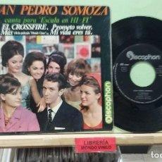 Discos de vinilo: JUAN PEDRO SOMOZA. DISCOPHON 1964, REF. 27.349 - EP. Lote 262996920