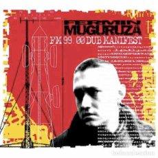Discos de vinilo: FERMIN MUGURUZA FM 99.00 DUB MANIFEST (2XLP) . VINILO HIP HOP NEGU GORRIAK. Lote 263007995