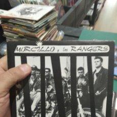 Discos de vinilo: SINGLE MUY BUEN ESTADO MORCILLO Y LOS RANGERS HARLEY BOYS. Lote 263009760