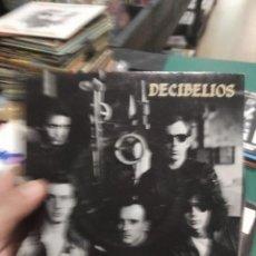 Discos de vinilo: SINGLE MUY BUEN ESTADO DECIBELIOS JEFE TUCANUTO. Lote 263009940
