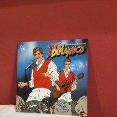 Discos de vinilo: DUO DINAMICO - CON ZAPATOS NUEVOS (LP, ALBUM). Lote 263010560