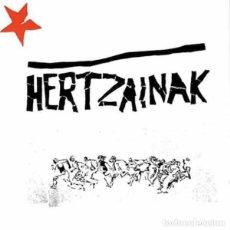 Discos de vinilo: HERTZAINAK HERTZAINAK (LP) . VINILO REEDICIÓN ROCK RADIKAL VASCO PUNK ROCK. Lote 263011675