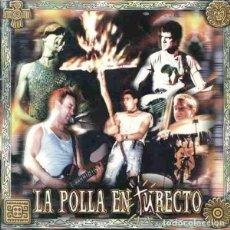 Discos de vinilo: LA POLLA RECORDS LA POLLA EN TURECTO (2XL) . VINILO ROCK RADIKAL VASCO PUNK ROCK. Lote 263012800