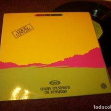 Discos de vinilo: LLUIS LLACH - VIATGE A ITACA EDICIO ESPECIAL ...LP DE MOVIEPLAY DE 1976 - MUY BUEN ESTADO. Lote 263020365