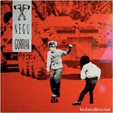 Discos de vinilo: NEGU GORRIAK NEGU GORRIAK (LP) . VINILO REEDICIÓN FERMIN MUGURUZA KORTATU. Lote 263022865