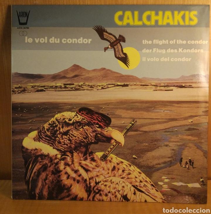 CALCHAKIS (Música - Discos - LP Vinilo - Étnicas y Músicas del Mundo)