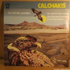 Discos de vinilo: CALCHAKIS. Lote 263029710