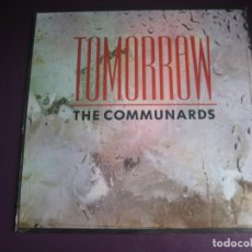 Discos de vinilo: THE COMMUNARDS ‎– TOMORROW - MAXI SINGLE LONDON 1987 PRECINTADO - ELECTRONICA DISCO GAY 80'S. Lote 263032195