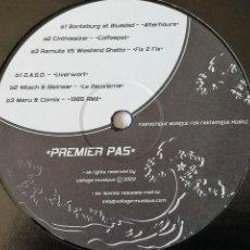 Discos de vinilo: VARIOUS - PREMIER PAS - 2003. Lote 263032230