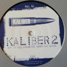 Discos de vinilo: KALIBER - KALIBER 2 - 2006. Lote 263032635