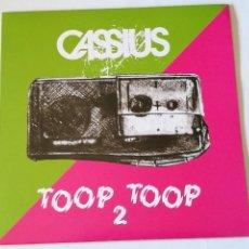 Discos de vinilo: CASSIUS - TOOP TOOP 2 - 2006. Lote 263032705