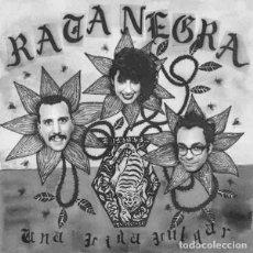 Discos de vinilo: RATA NEGRA UNA VIDA VULGAR LP . PUNK ROCK AND ROLL GARAGE X JUANITA Y LOS FEOS. Lote 263032805