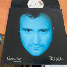 Discos de vinilo: PHIL COLLINS (SUSSUDIO) MAXI ESPAÑA 1985 (B-29). Lote 263034640