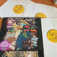 Discos de vinilo: OUTKAST (AQUEMINI) 3 X LP 1998 73008-26053-1 (B-29). Lote 263036015