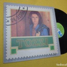 Discos de vinilo: LP UMBERTO TOZZI - ITALY PRESS - CGD 20207 - GATEFOLD - INNER (EX+/VG+) 3. Lote 263044015