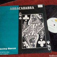 Discos de vinilo: ABRACADABRA - DANCING QUEEN. Lote 263044970