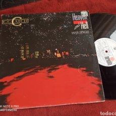Discos de vinilo: C. C. CATCH HEAVEN AND HELL MAXI. Lote 263045785