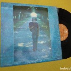 Discos de vinilo: LP FAUSTO LEALI - IO CAMMINERO - SPAIN PRESS - EPC 81471 (EX/EX) 3. Lote 263045955