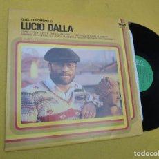 Discos de vinilo: LP LUCIO DALLA - QUEL FENOMENO - ITALY PRESS - RCA – NL 33140 (EX++/M-) 3. Lote 263047830