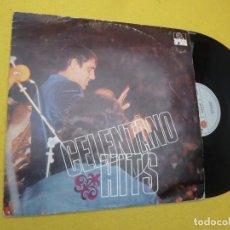 Discos de vinilo: LP CELENTANO - HITS - SPAIN PRESS - ARIOLA – 85.037 - V (EX/VG+) 3. Lote 263048230