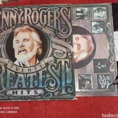 Discos de vinilo: KENNY ROGERS GREATEST HITS. Lote 263051475