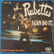 Discos de vinilo: SINGLE / RUBETTES - I CAN DO IT, 1975. Lote 263053170