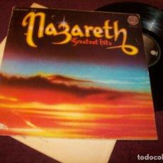 Discos de vinilo: NAZARETH - GREATEST HITS ..LP DE 1975 - VERTIGO - LP ESPAÑOL - BUEN ESTADO. Lote 263063195