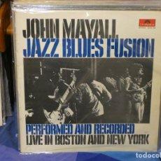 Discos de vinilo: LP JOHN MAYALL JAZZ BLUES FUSION ESPAÑA 1972 BUEN ESTADO, PRECIOSO DISCARRAL. Lote 263064780