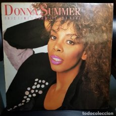 Discos de vinilo: DONNA SUMMER THIS TIME I KNOW IT'S FOR REAL VINILO 12 45 RPM MAXI SINGLE 1989 WARNER BROS - ESPAÑA -. Lote 263064905