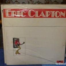 Discos de vinilo: DOBLE LP ERIC CLAPTON AT HIS BEST USA 1972 CORRECTISMO ESTADO GENERAL TAPA TROQUELADA. Lote 263065855