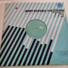 "Discos de vinilo: JERRY ROPERO - THE STORM (12""). Lote 263066075"