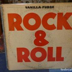 Discos de vinilo: LP USA 1969 VANILLA FUDGE ROCK AND ROLL VINILO BASTANTE BUENO CON LEVE USO LABEL AMARILLO. Lote 263066345