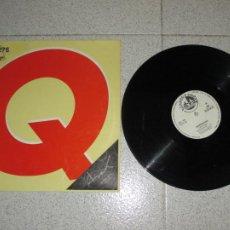 Discos de vinilo: QUASIMODO - LET IT OUT - MAXI - SPAIN - BLANCO Y NEGRO - LV -. Lote 263067265