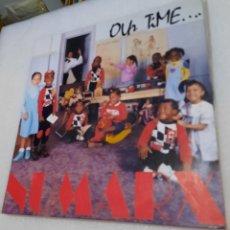 Discos de vinilo: NUMARX - OUR TIME HAS COME. Lote 263070045
