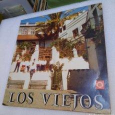 Discos de vinilo: LOS VIEJOS - GRANDES EXITOS. Lote 263070975