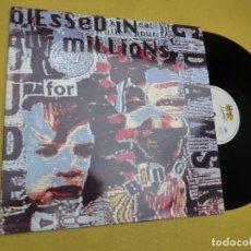 Discos de vinilo: LP GDANSK - BLESSED IN OUR MILLIONS - SALAMANDRA – SYD-307 (M-/M-). Lote 263072425