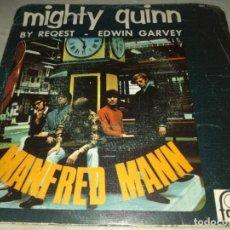 Discos de vinilo: MANFRED MANN-MIGHTY QUINN-ORIGINAL ESPAÑOL 1968. Lote 263074955